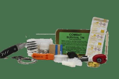 COMBAT SURVIVAL TIN