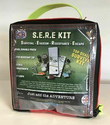 SERE Kit (Survival, Evasion, Resistance & Escape)