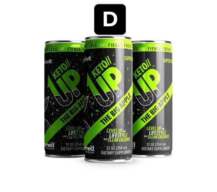 KETOUP 2 cans US ONLY 00009