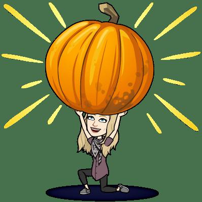 5 pc. Pumpkin Spice Keto Kreme