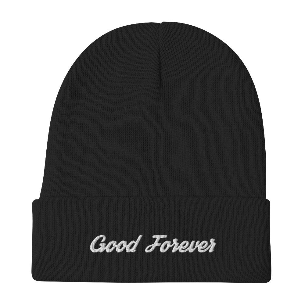 Good Forever Signature Beanie 00055