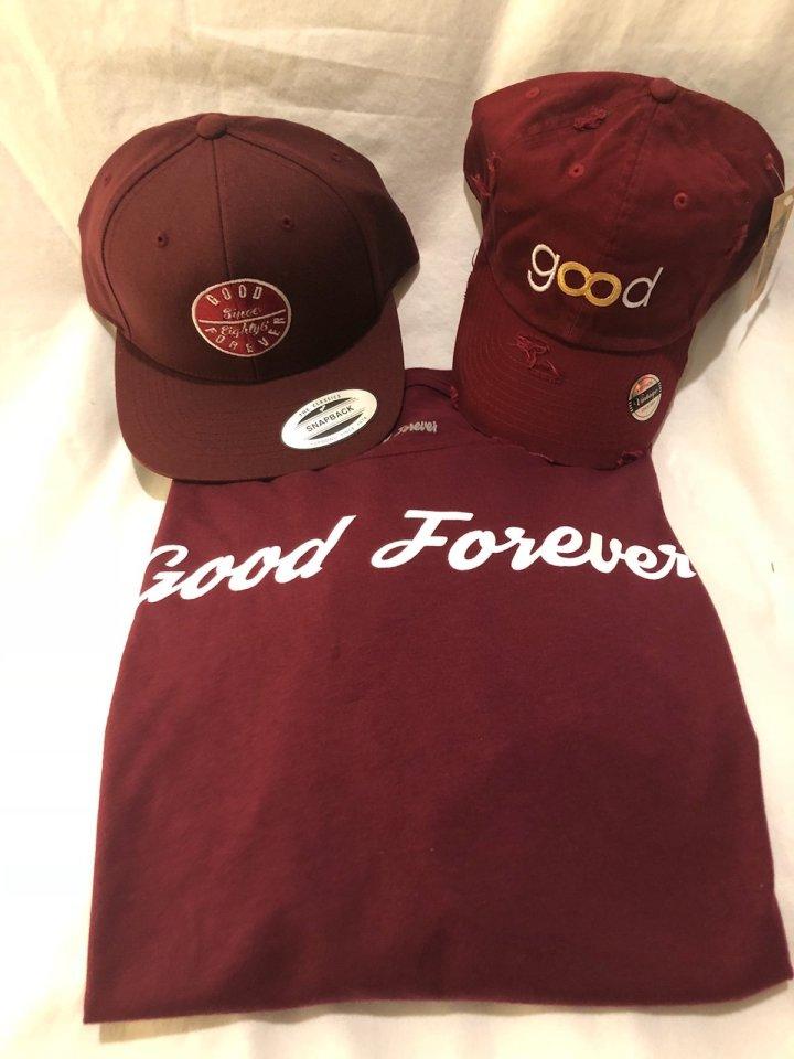Good Forever Crimson Alternate Signature Combo Pack 00033