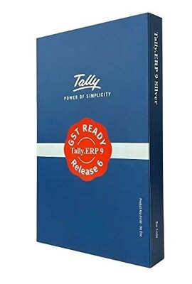 Tally ERP 9 GST Ready Software Latest Version