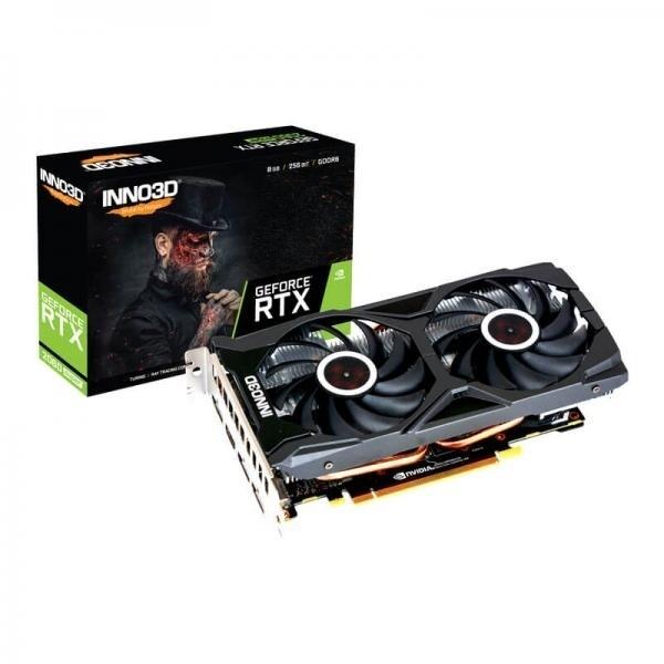 INNO3D 8GB Nvidia Geforce RTX 2060 Super Twin X2 OC Gaming Graphic Card