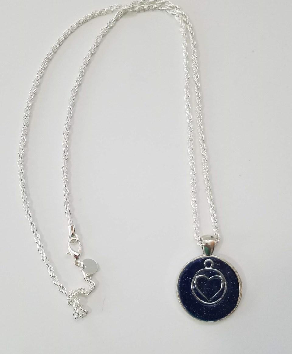 River Rock Charm Necklaces