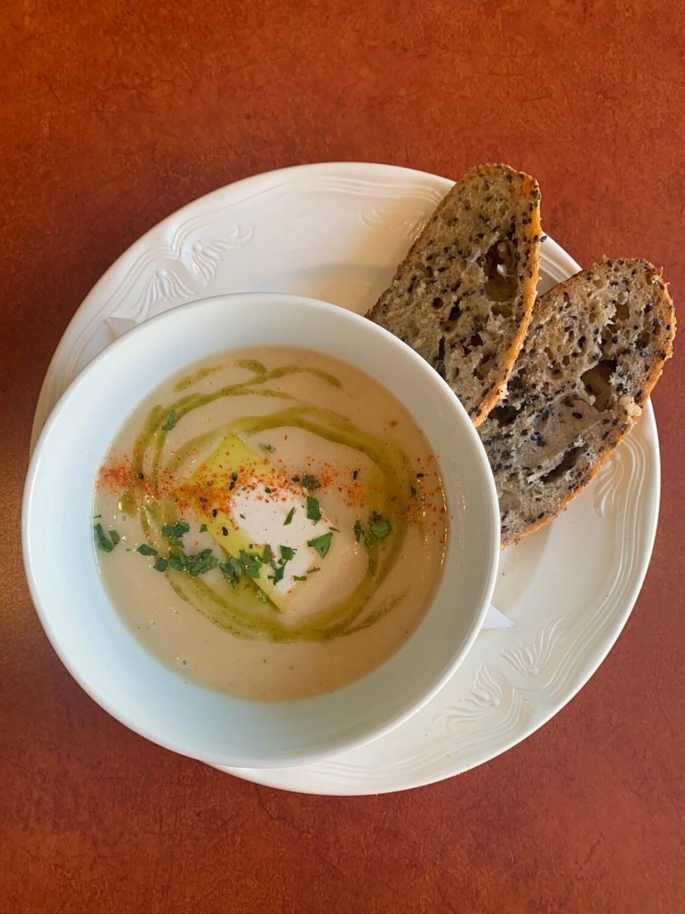 Potato Leek Soup (1 qt.)