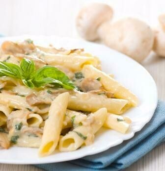 Chicken-less Vodka Cream Penne