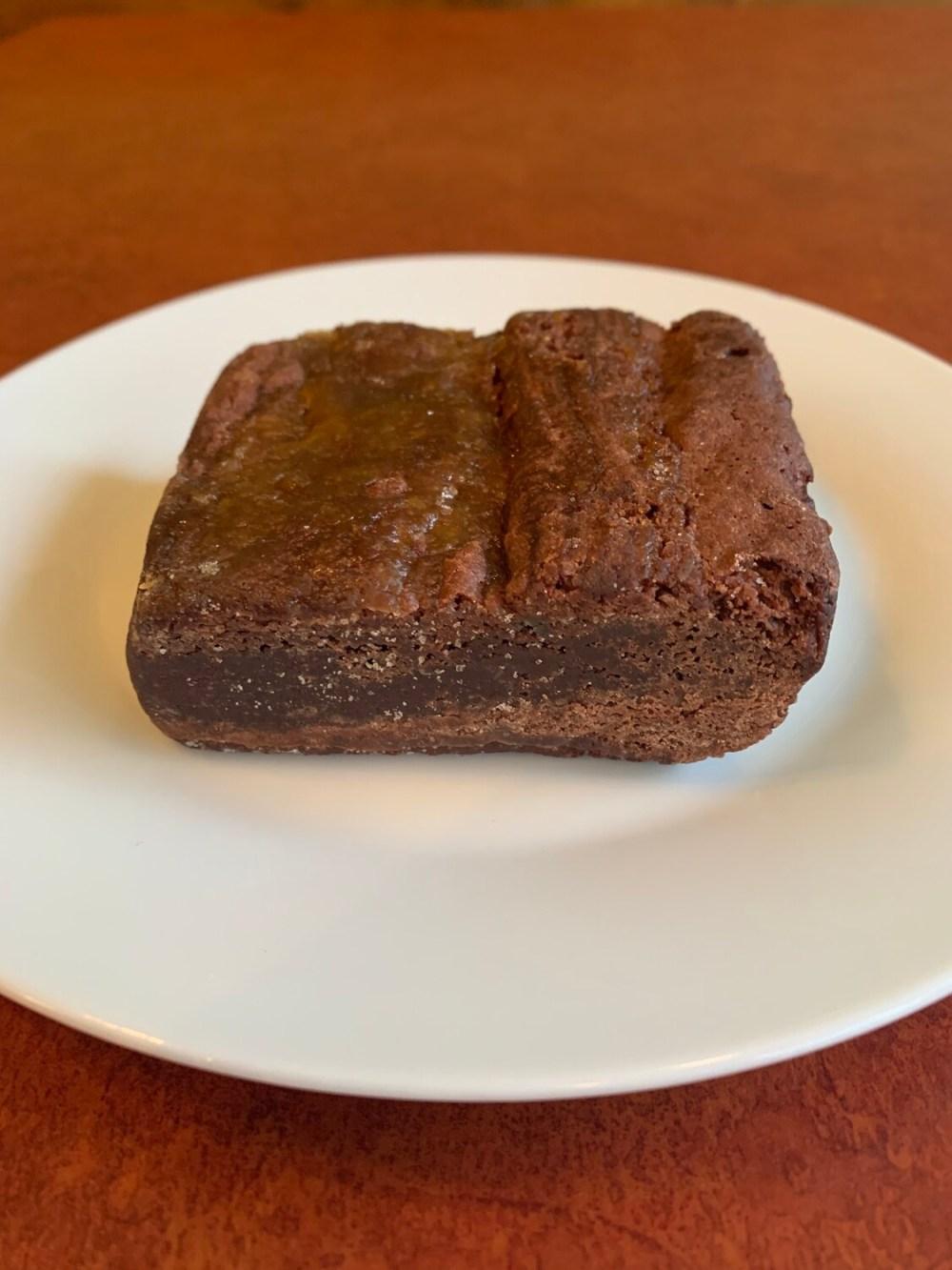 Mindful Baking Caramel Sea Salt Brownie (gf)