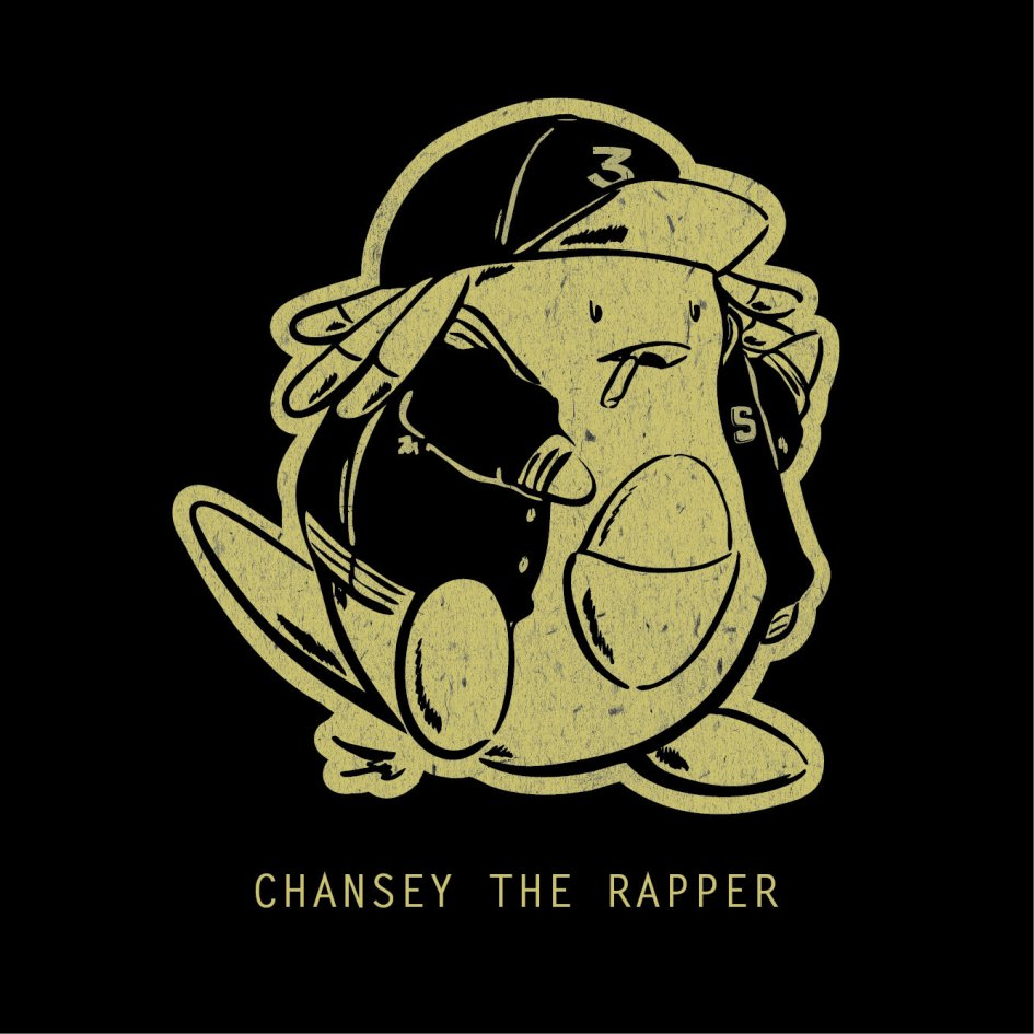 PokéRappers Tee - Chansey the Rapper 00002