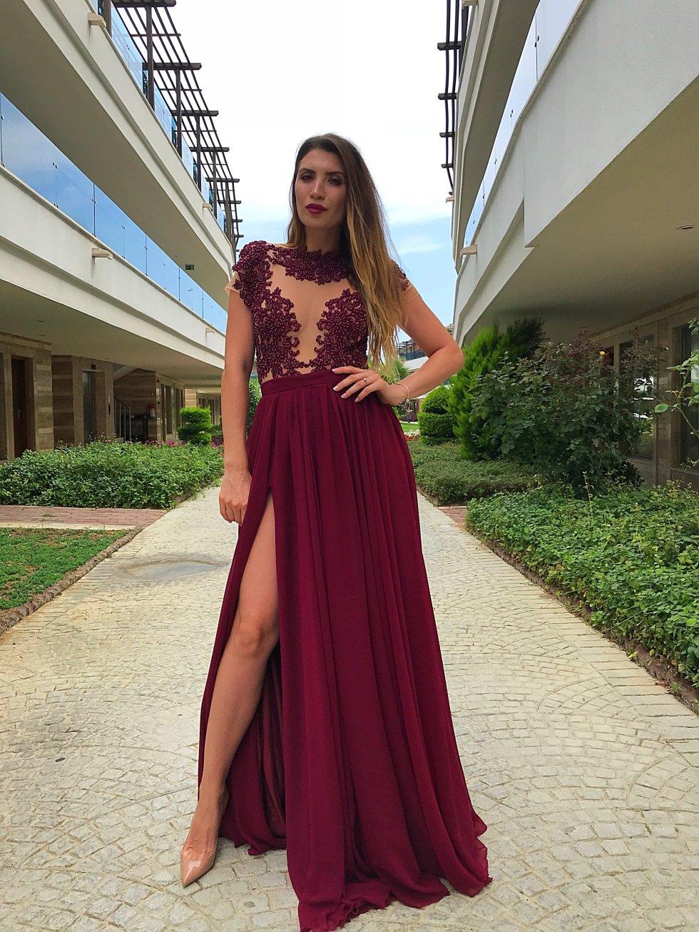Rochie model Alma by Adelina Boie