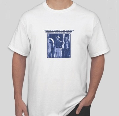 New Uncle Walt's Band T-shirt