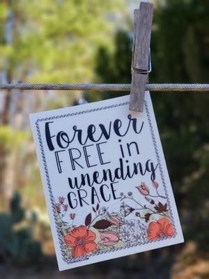Unending Grace