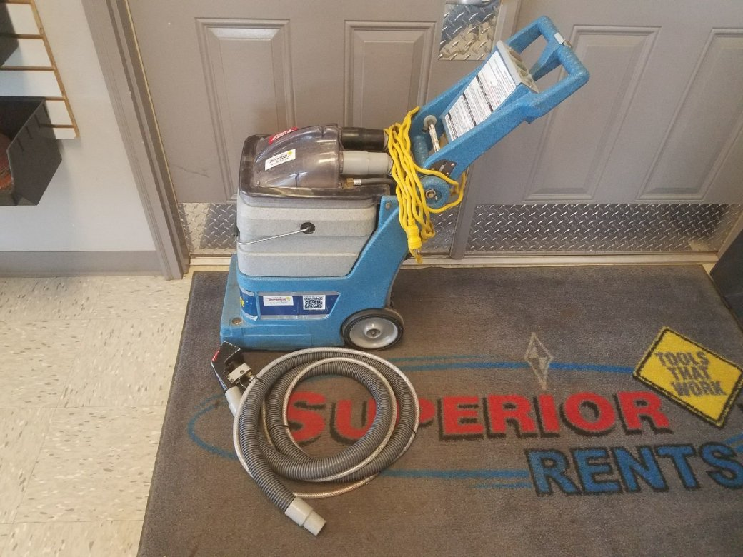 *USED* Silver Star 411TR Carpet Cleaner 00001