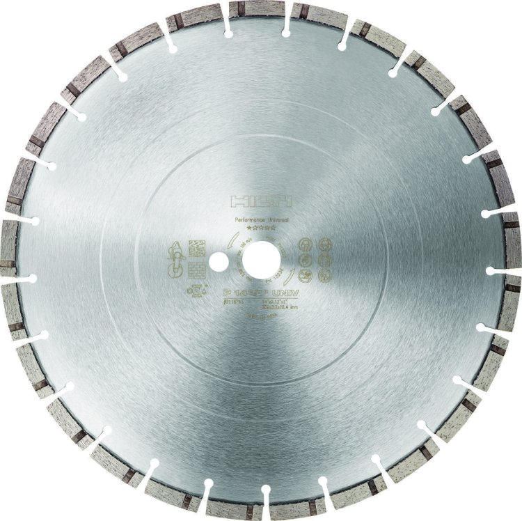 "Hilti - Standard Diamond Blade 14"" 00002"