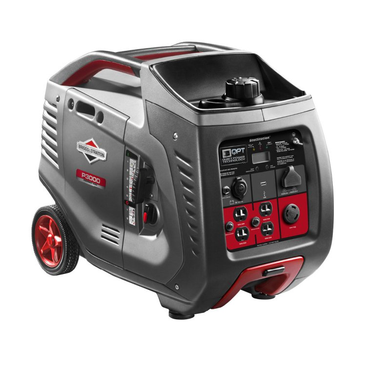 P3000 PowerSmart Series Inverter Generator 00020