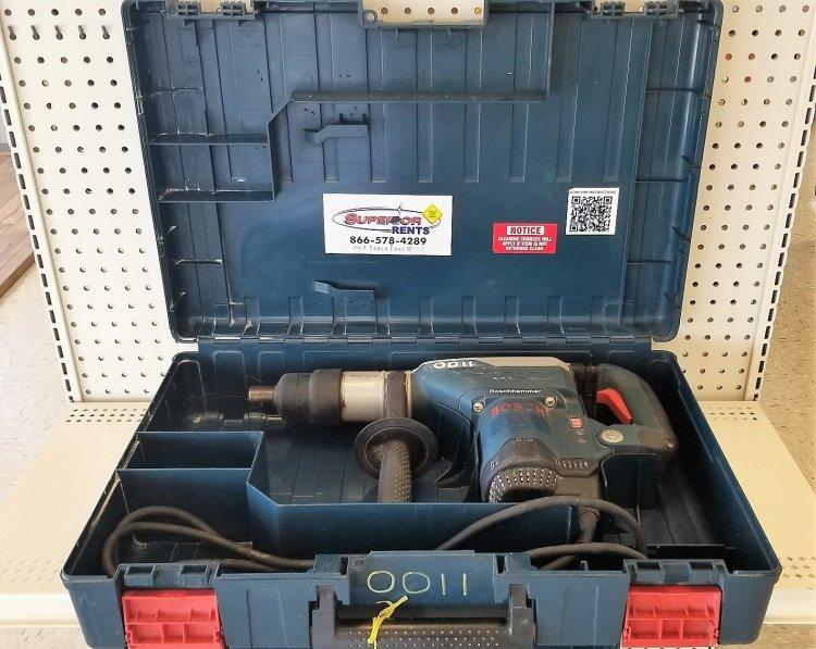 *USED* Bosch Rotary Hammer 1265EVS (Spline) 00022