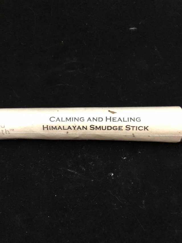 Calming and Healing Himalayan Smudge Stick MP140