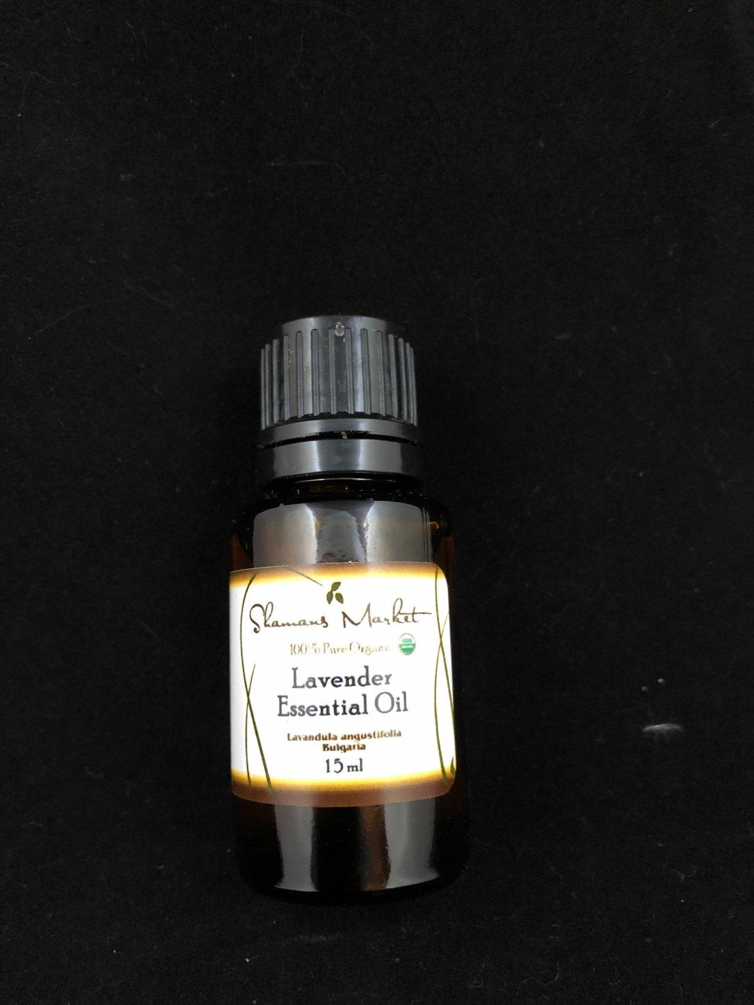 Lavender Essential Oil MP155