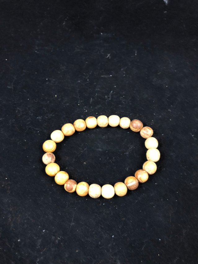 Palo Santo Small Bead Bracelet MP205