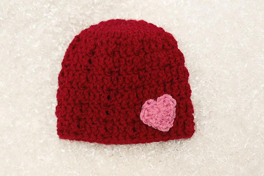 Addison Beanie Crochet Pattern