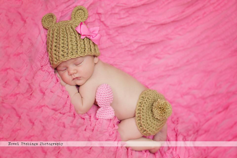 Bear Baby Crochet Pattern