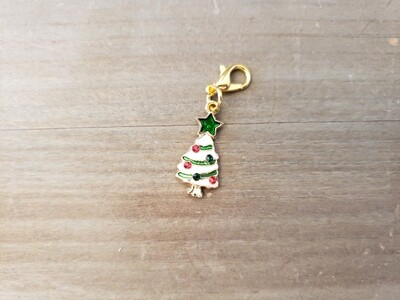 Christmas Tree Stitch Marker