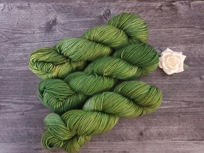 Avocado Hand Dyed Yarn
