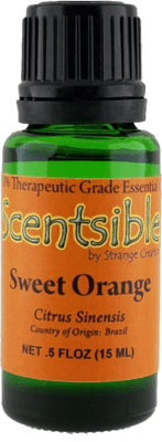 Sweet Orange Essential Oil - 15ML