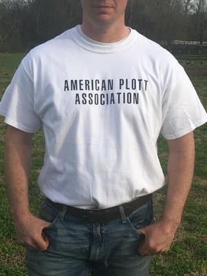 white flag shirt