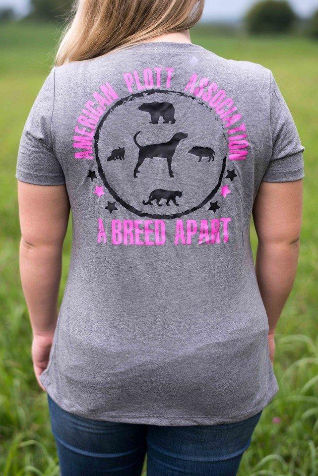 Women's Grey T Shirt
