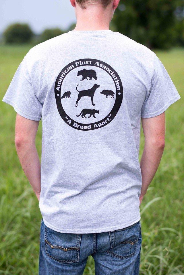 Original Grey T Shirt 00044