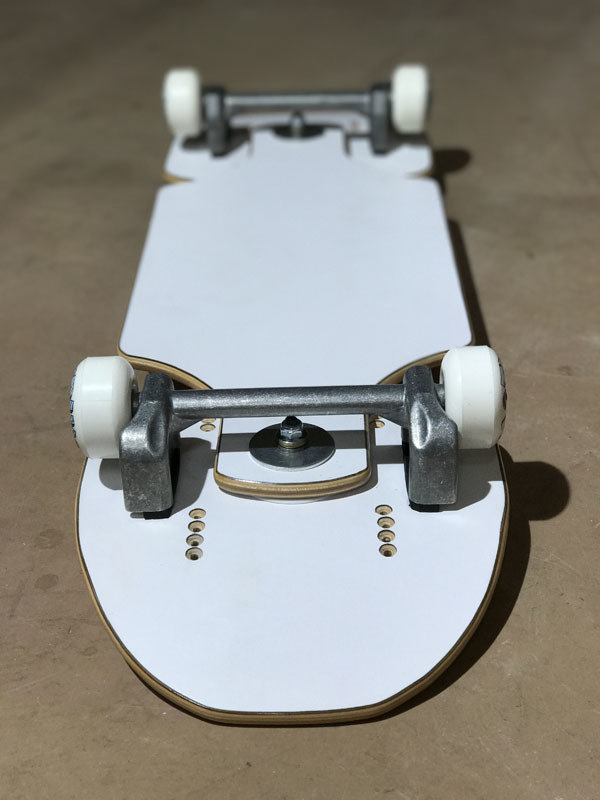 Rogue Pivotboards Third Wave - Complete Pivotboard / Snakeboard / Streetboard