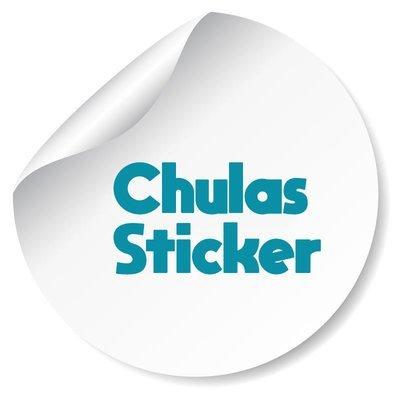 Sticker | Chuco Town Chulas
