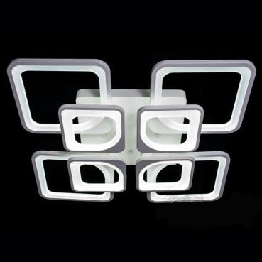 Светодиодная люстра 4+4