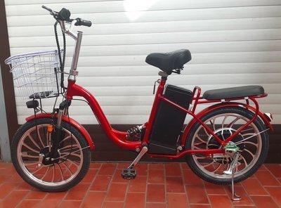 Электровелосипед RETRO