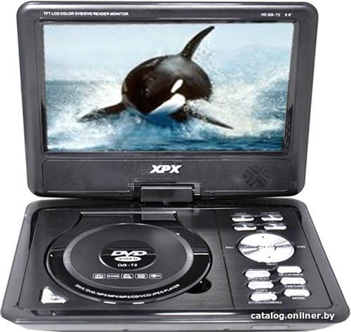 Портативный DVD плеер XPX EA-9055D 9055D
