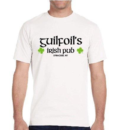 White Guilfoil's Logo Tee 00002