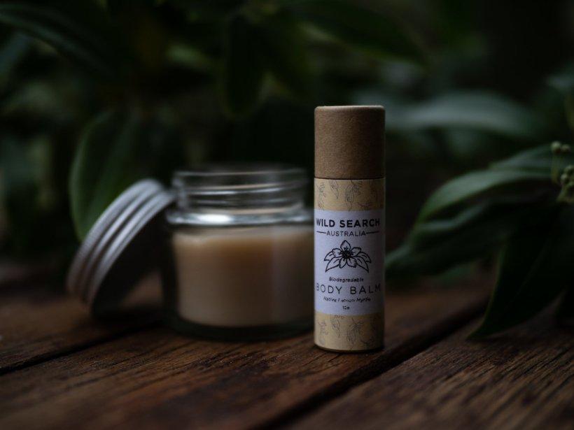 Biodegradable Body/Lip Balm - Lemon Myrtle (10g)