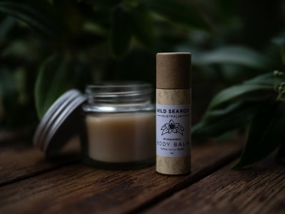 Biodegradable Body/Lip Balm - Lemon Myrtle (10g)