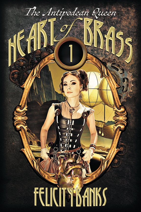 Antipodean Queen 1: Heart of Brass 0007