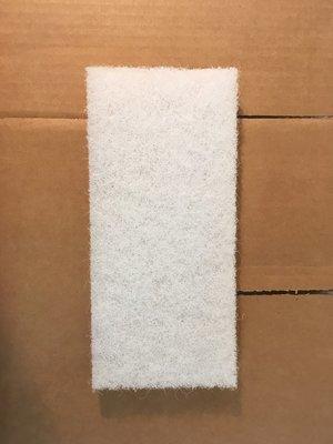 Utility Pad - White pad 4