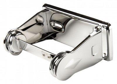 Toilet Paper Dispenser - Single roll Frost #146
