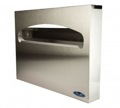 Toilet Seat Cover Dispenser Stainless Steel Frost# 199-S