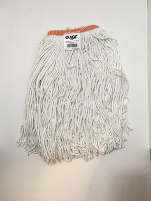 Wet Mop Head 20oz Furgale Synthetic Cut End