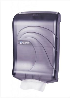 Paper Towel Black Dispenser Multifold