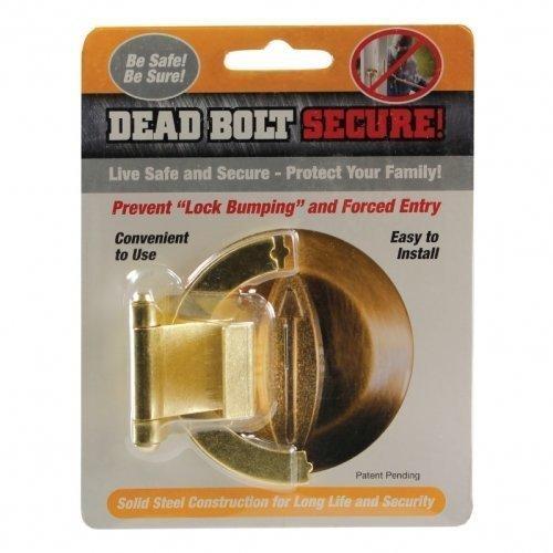Dead Bolt Secure- Brass BCDBSCEP