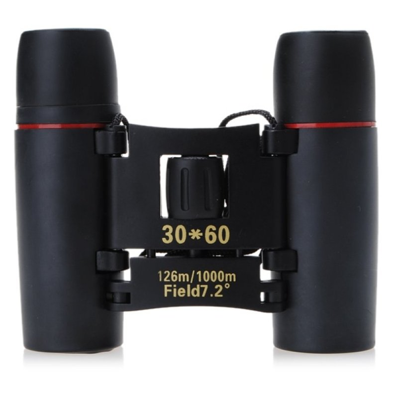 Sakura 30*60 Mini Fold Camouflage Binoculars Telescope Red Film TM86022232