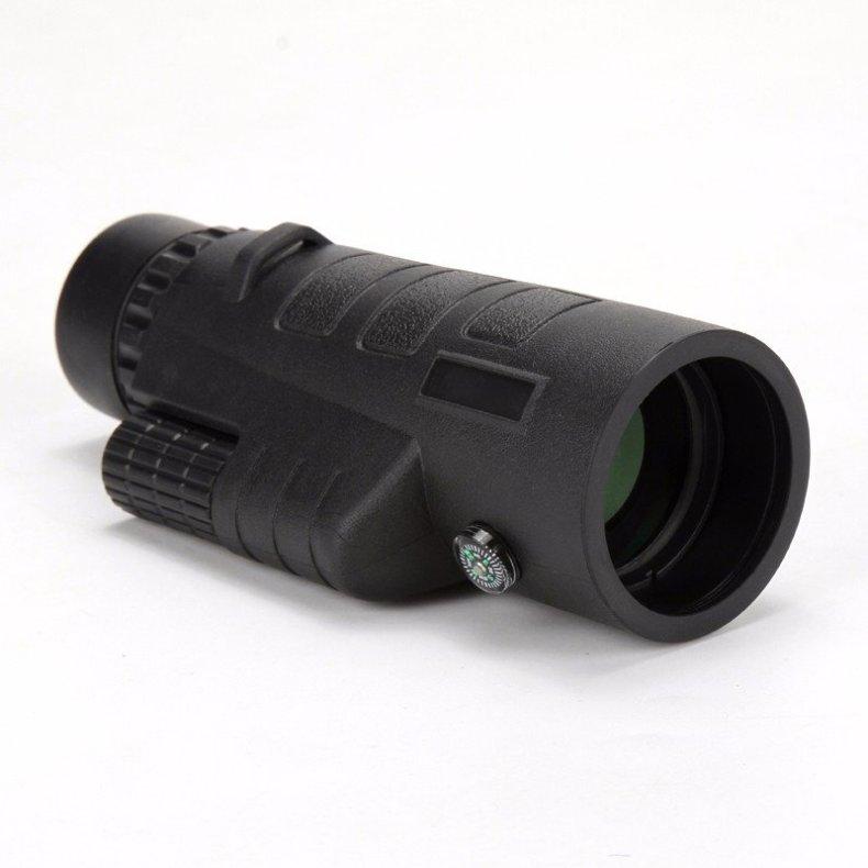 HaleBor 35X50 HD Monocular Telescope Spotting Scope Outdoor Binoculars Built-in Compass