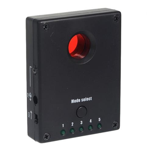 Anti-Spy Hidden Camera Anti Eavesdropping Anti Signal Bug Laser Finder TM86032400