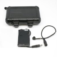 iTrail Solo Extended Battery and Case KJB - GPS937